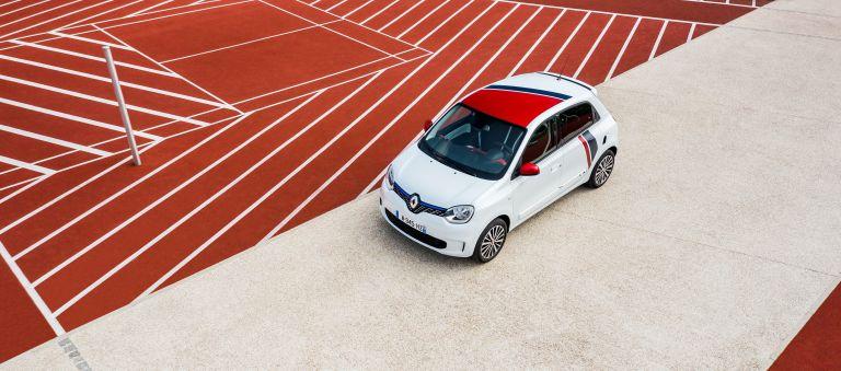 2019 Renault Twingo Le Coq Sportif Limited Edition 552317