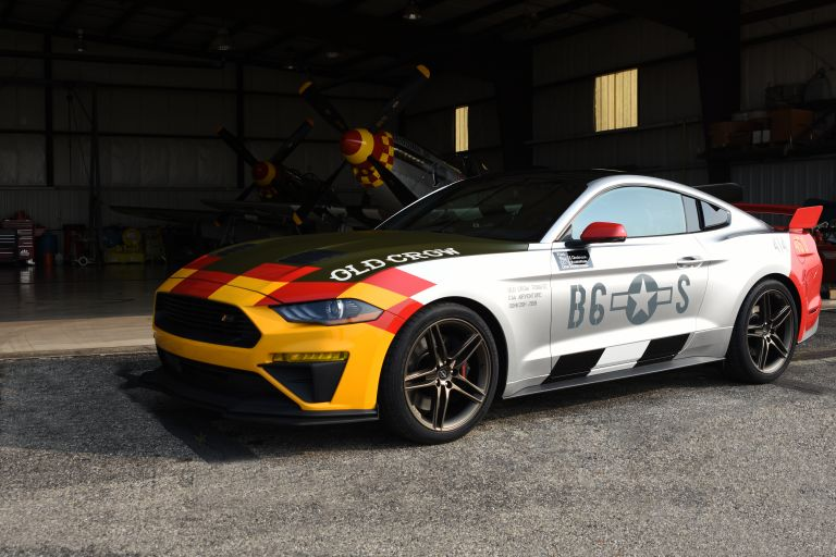 2019 Ford Mustang GT Old Crow by Roush 553027