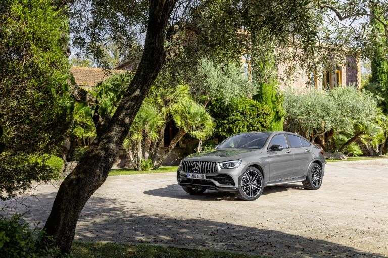 2020 Mercedes-AMG GLC 43 4Matic coupé 553634