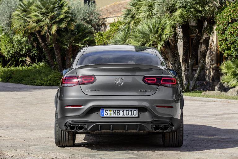 2020 Mercedes-AMG GLC 43 4Matic coupé 553637