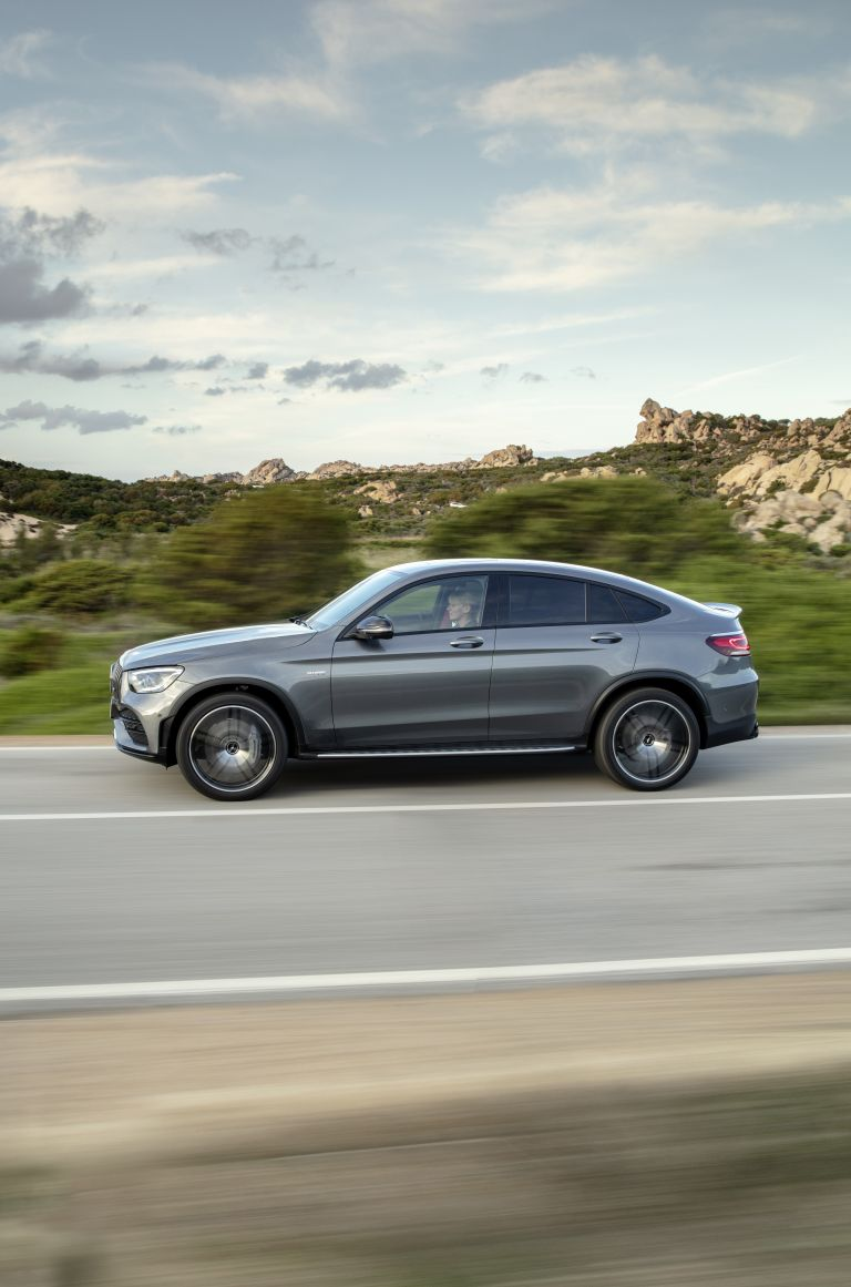 2020 Mercedes-AMG GLC 43 4Matic coupé 553641
