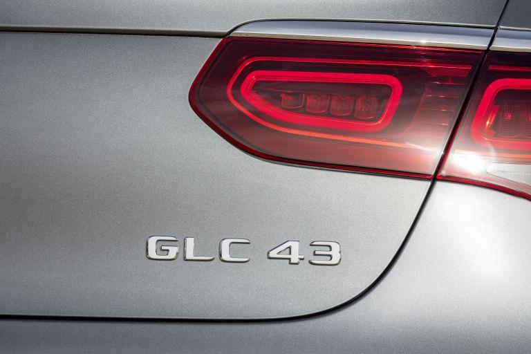 2020 Mercedes-AMG GLC 43 4Matic coupé 553656