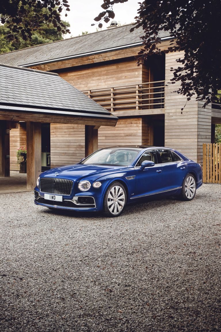 2019 Bentley Flying Spur first edition 553985