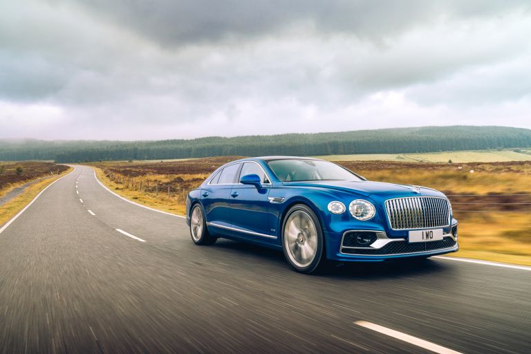 2019 Bentley Flying Spur first edition 553986