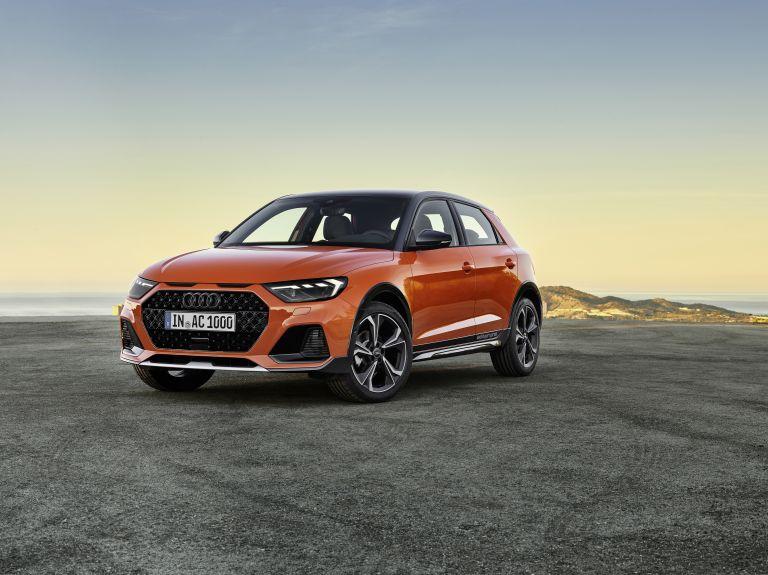 2019 Audi A1 Citycarver 554700