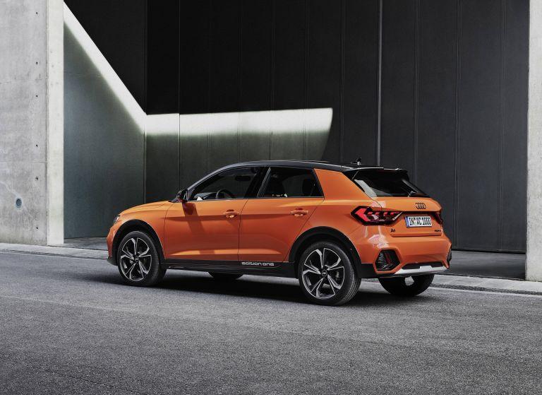 2019 Audi A1 Citycarver 554708