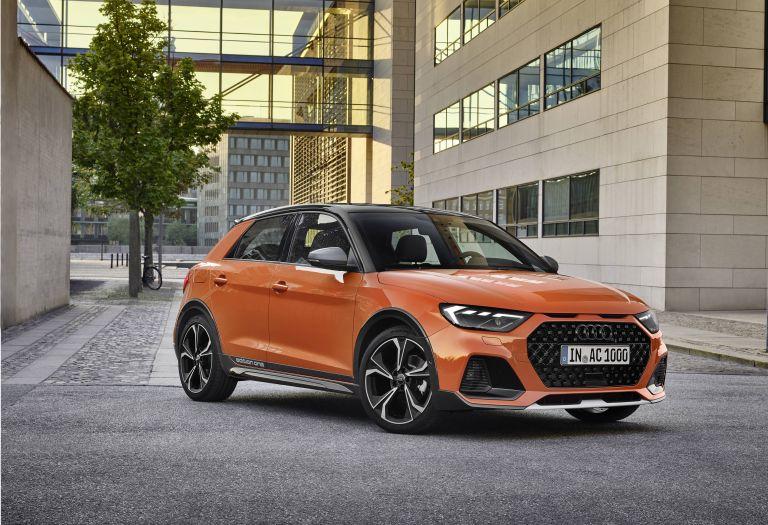 2019 Audi A1 Citycarver 554709