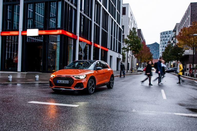 2019 Audi A1 Citycarver 566366