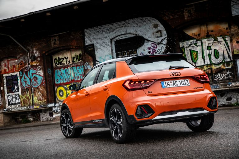 2019 Audi A1 Citycarver 566378