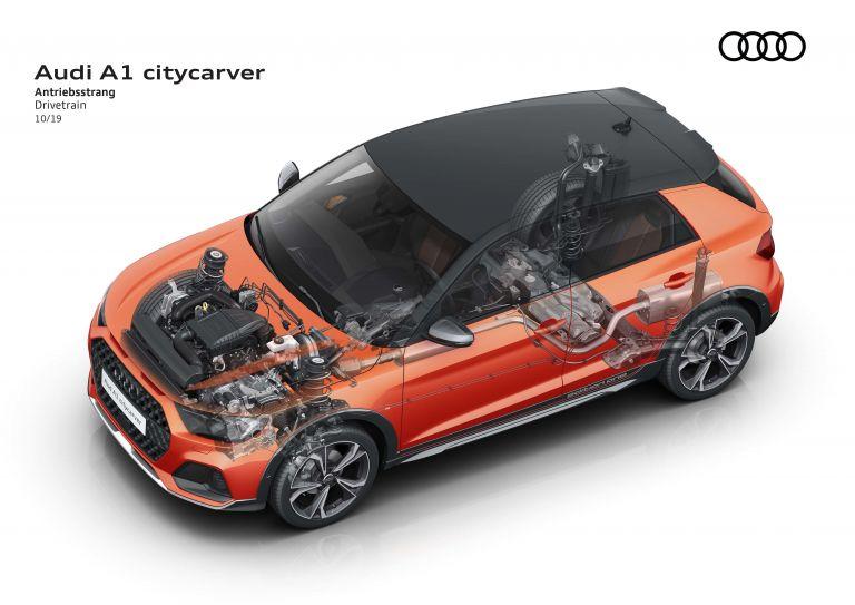 2019 Audi A1 Citycarver 566389