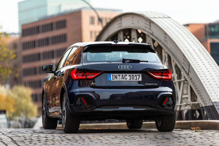 2019 Audi A1 Citycarver 566414