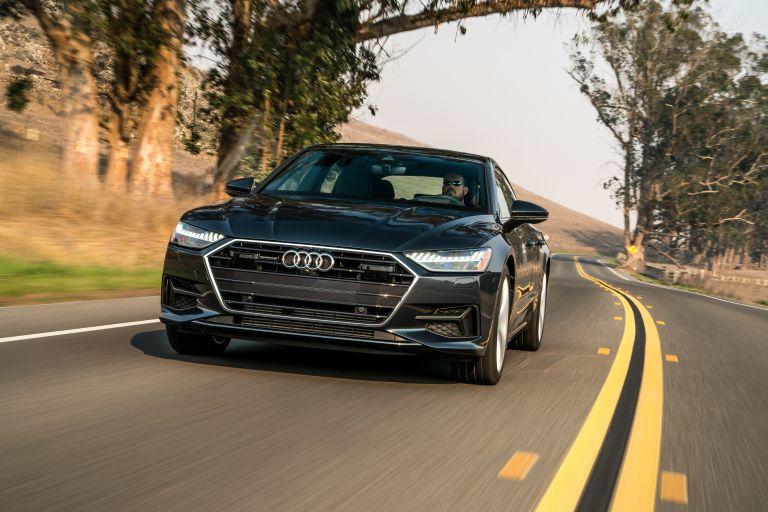 2019 Audi A7 - USA version 554925