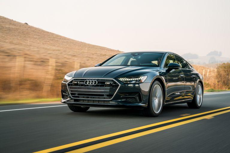 2019 Audi A7 - USA version 554927