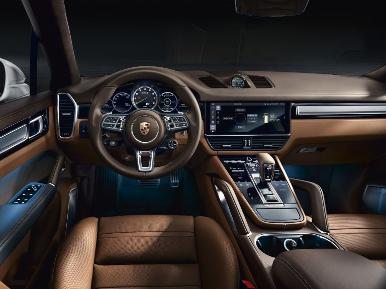 2020 Porsche Cayenne Turbo S E-Hybrid 556015