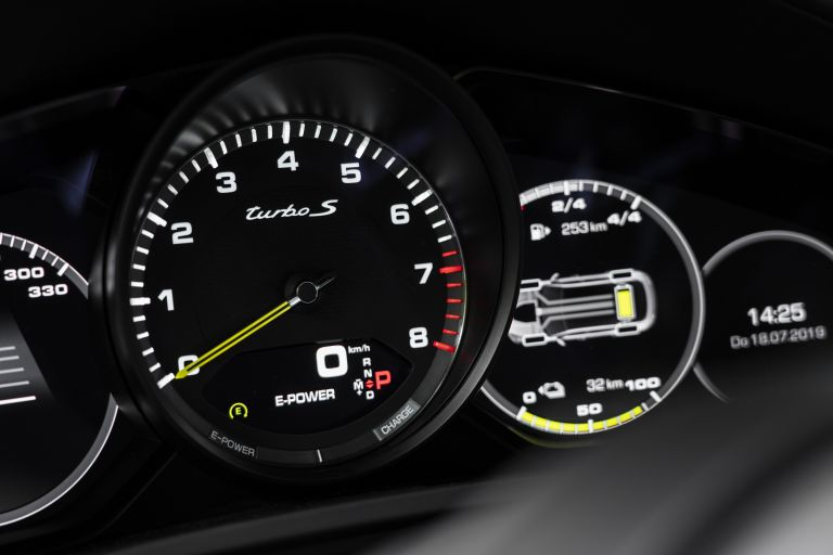 2020 Porsche Cayenne Turbo S E-Hybrid 556064