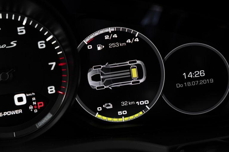 2020 Porsche Cayenne Turbo S E-Hybrid 556065