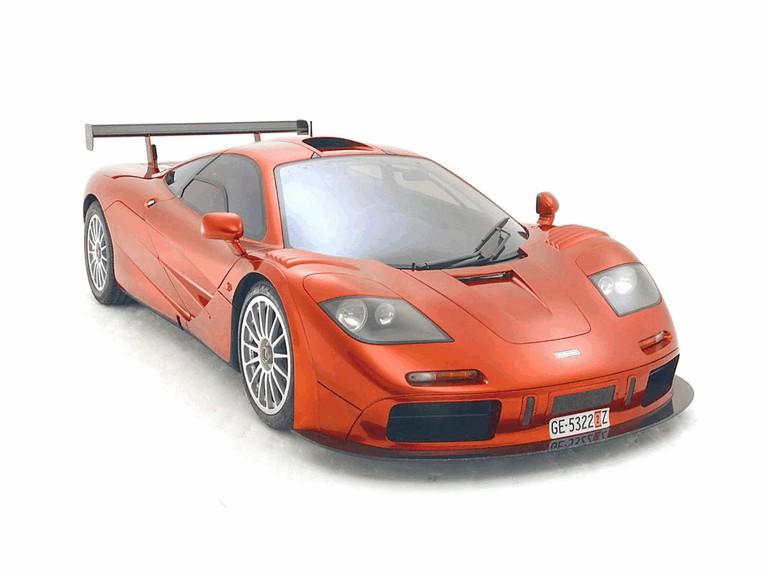 1995 McLaren F1 LM 471161