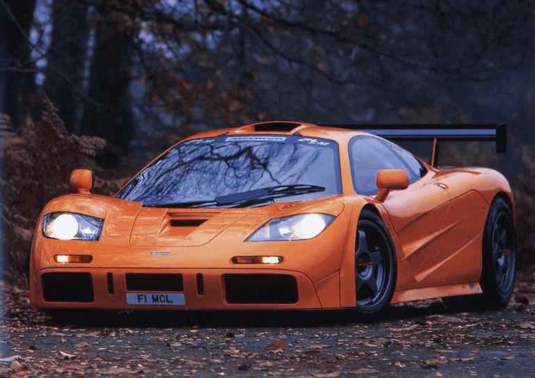 1995 McLaren F1 LM 471162