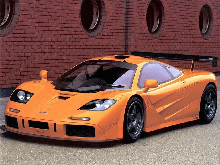 1995 McLaren F1 LM 471164