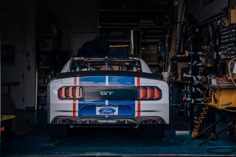 2019 Ford Mustang NASCAR Xfinity series 556298