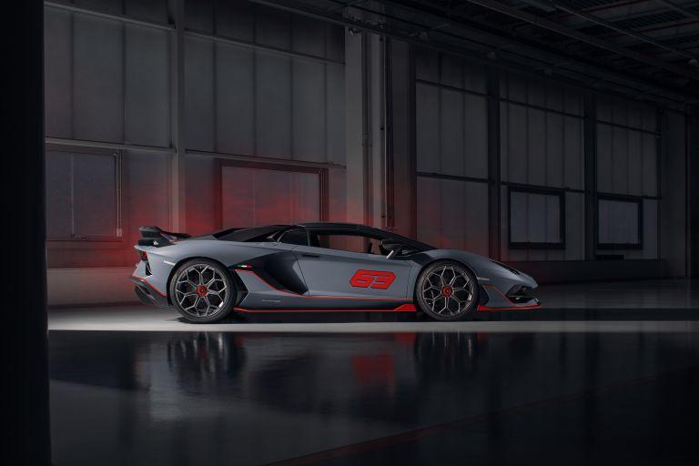 2020 Lamborghini Aventador SVJ 63 roadster 556421