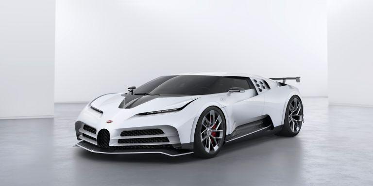 2020 Bugatti Centodieci 559159