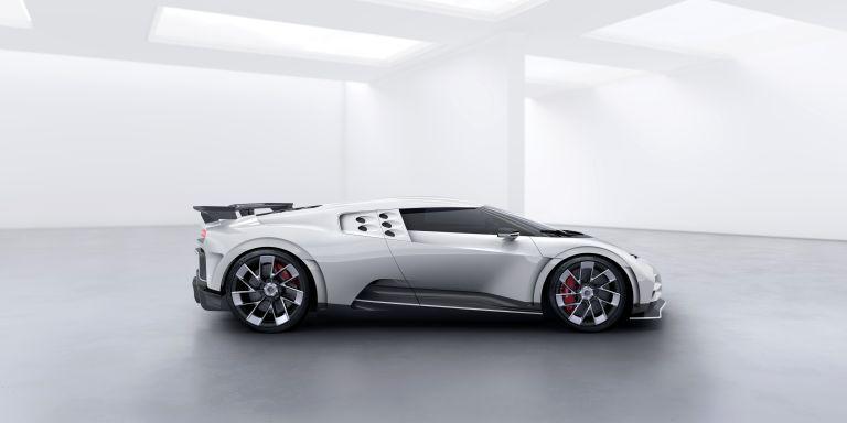 2020 Bugatti Centodieci 559160