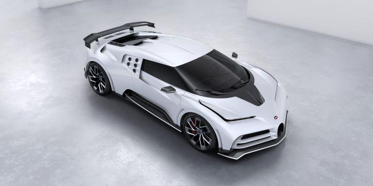 2020 Bugatti Centodieci 559165