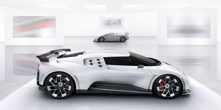 2020 Bugatti Centodieci 559166
