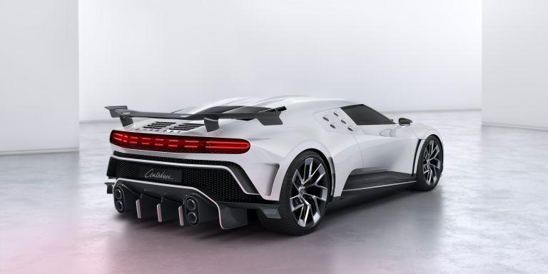 2020 Bugatti Centodieci 559167