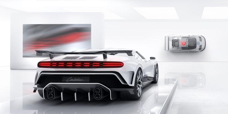 2020 Bugatti Centodieci 559168