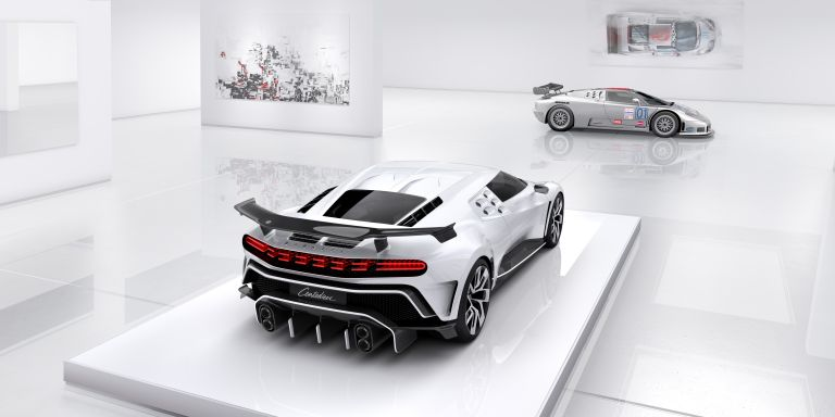 2020 Bugatti Centodieci 559169