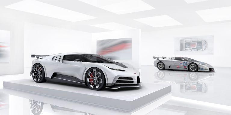 2020 Bugatti Centodieci 559170