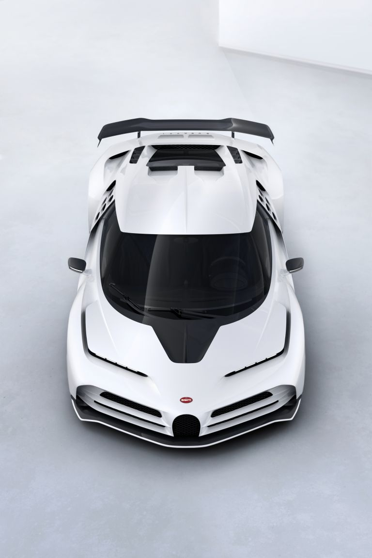 2020 Bugatti Centodieci 559171