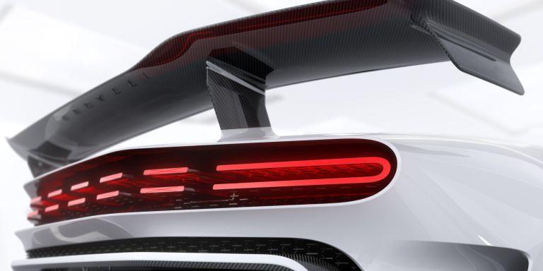 2020 Bugatti Centodieci 559174