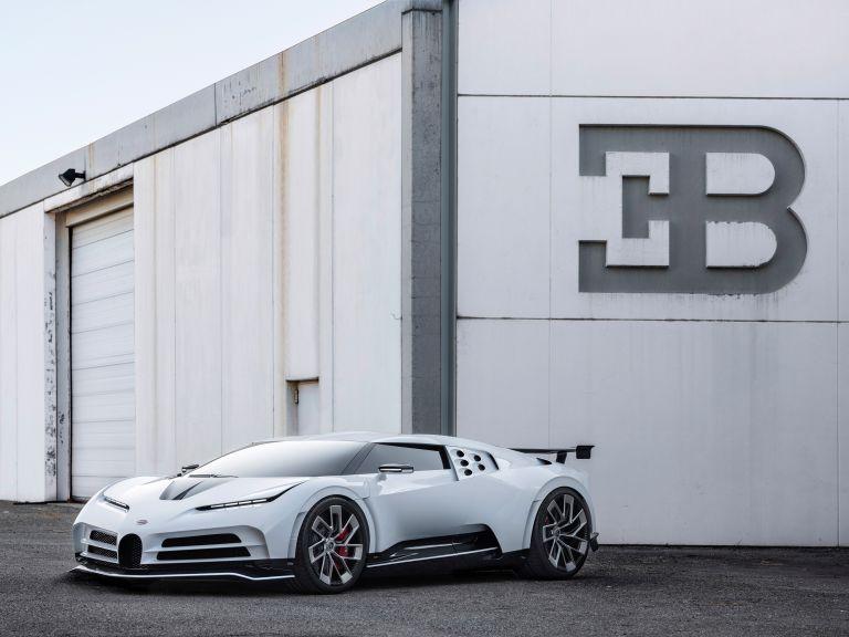 2020 Bugatti Centodieci 559180