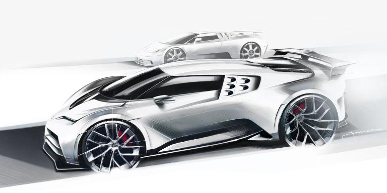 2020 Bugatti Centodieci 559199