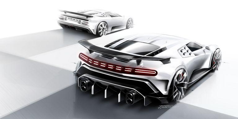 2020 Bugatti Centodieci 559200
