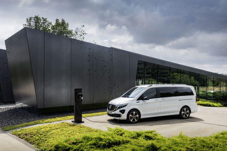 2020 Mercedes-Benz EQV 556764