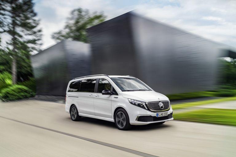 2020 Mercedes-Benz EQV 556766
