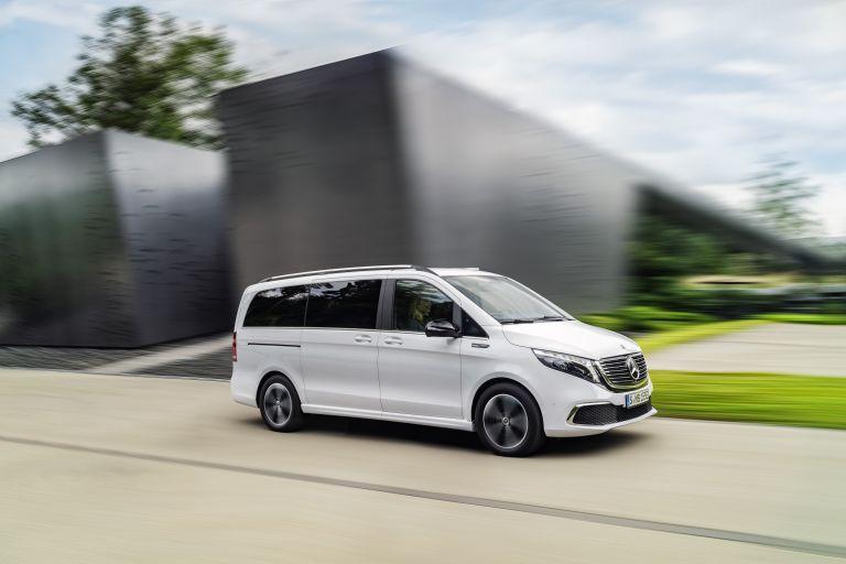 2020 Mercedes-Benz EQV 556767