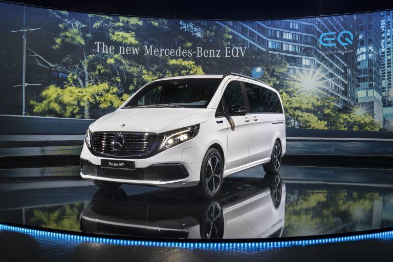 2020 Mercedes-Benz EQV 556769