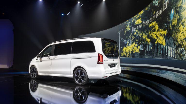 2020 Mercedes-Benz EQV 556770