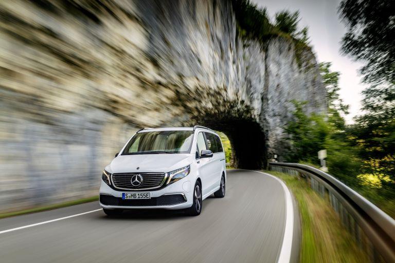2020 Mercedes-Benz EQV 556775