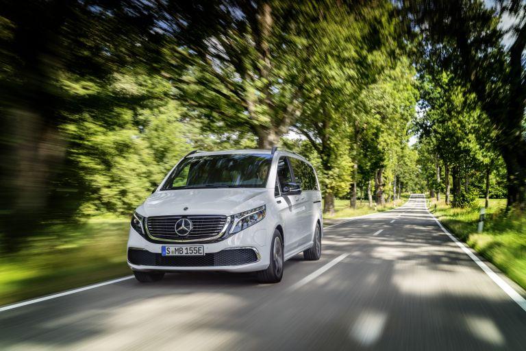 2020 Mercedes-Benz EQV 556776