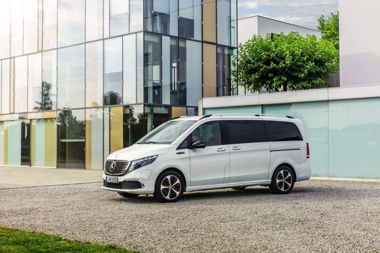 2020 Mercedes-Benz EQV 556779