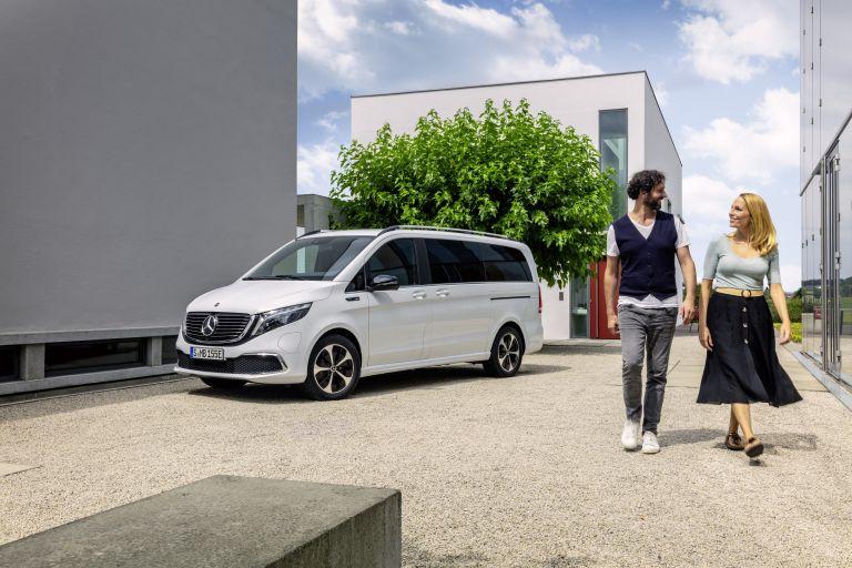 2020 Mercedes-Benz EQV 556781