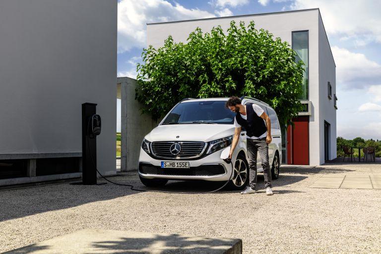 2020 Mercedes-Benz EQV 556783