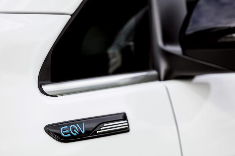 2020 Mercedes-Benz EQV 556788