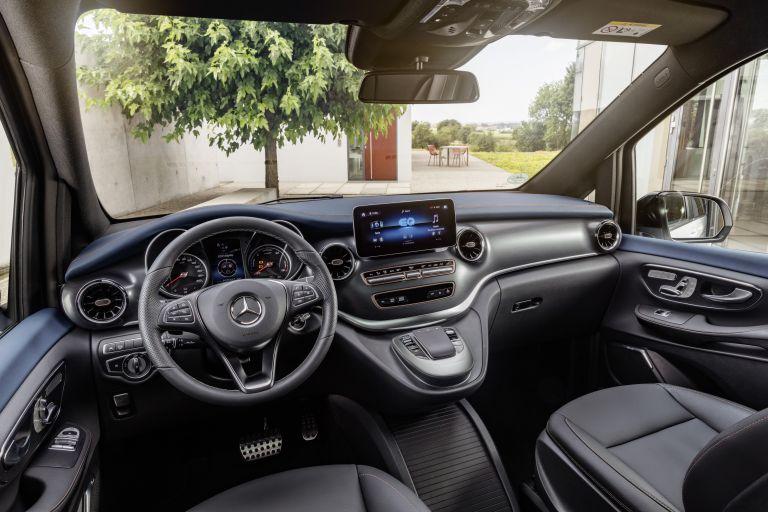 2020 Mercedes-Benz EQV 556791